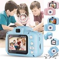 Childrens Mini Digital Camera with 2 Inch Screen Video Recorder