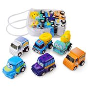 6pcs Kid Mini Vehicle Playsets Only £2.70