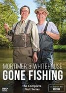 Mortimer & Whitehouse: Gone Fishing Series 1. DVD