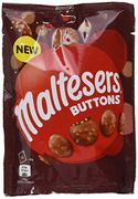 Maltesers Buttons New Chocolate 93g (Pack of 9)
