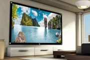 "100"" Portable Projector Screen"