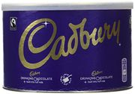 Cadbury Fair Trade Drinking Chocolate, 1 Kg