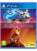 PRE-Order PS4 / XBOX ONE / Switch Disney's Aladdin & Lion King £29.85 at Base