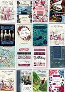 30 Assorted Design Birthday Greeting Cards