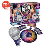 Bargain! Spin to Sing Game at the Entertainer
