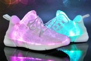 Kids Trainers with Flashing LEDs - 3 Colours & 8 Sizes!