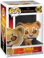 Simba Vinyl FIgure 547 Funko Pop!