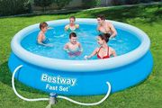 Bestway 12ft round Swimming Pool with Pump