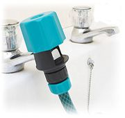 Toolzone GD156 Indoor Kitchen Mixer Tap Garden Hose Pipe Connector FREE Delivery