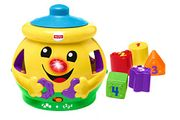 Fisher-Price H8179 Cookie Shape Surprise, Laugh and Learn Shape Sorter 6mths+