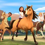 Spirit Riding Free Children's Party Ages 6-12