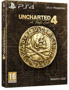PS4 PRE-Owned Uncharted 4: A Thiefs End Special Edition £12.99 Free C&C at Game