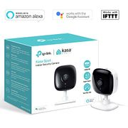 TP-Link Security Camera, Indoor CCTV, No Hub Required, Works with Alexa