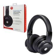 Motorola Escape 800 ANC Wireless Active Noise Cancelling BLUETOOTH Headphones
