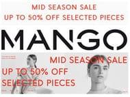 MANGO - mid Season Sale