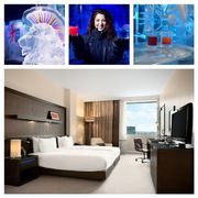 3* or 4* London Break, Breakfast with ICEBAR Entry & Cocktails