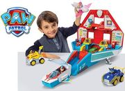 PAW PATROL - Mighty Jet Command Centre