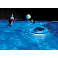Intex Solar Power LED Floating Pool Light Less than Half Price