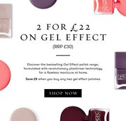 Buy 2 Gel Effect for £22 Saving £8