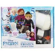Disney Frozen - Crochet Your Own Frozen Characters
