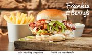 Best Price Frankie & Bennys 2 Course Meal for Two