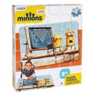 Huge Minions 3ft Floor Puzzle
