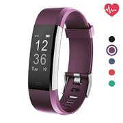 Delvfire Pulse HR Fitness Tracker Activity Watch and Heart Rate Monitor