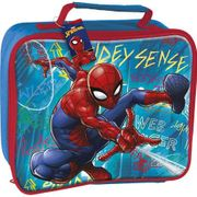 Spiderman Graffiti Insulated Lunch Bag