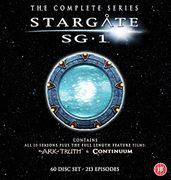 Best Ever Price! Stargate SG-1 Complete 1-10 the Ark of Truth & Continuum DVD