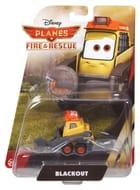 Disney Planes 2 Fire & Rescue Die-Cast Figures - Blackout