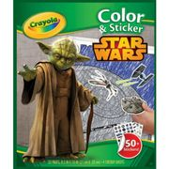 Crayola Star Wars Colouring & Sticker Set