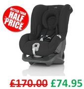 SAVE £95! Britax Romer (Birth-18kg) Car Seat