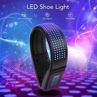 Save 30% BASEIN LED Shoe Clip, LED Safety Light Clip On, USB Charging, IP67