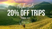 Intrepid Travel - Now On: 20% off Trips