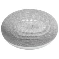 Google Home Mini Smart Speaker - Chalk for £27.99