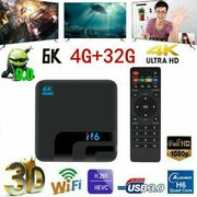 H6 Smart TV Box Android 9.0 is Only £24.99!