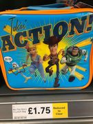 Tesco Toy Story Lunchbox - Instore Liverpool -