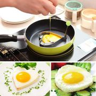 Fried Egg Pancake Shaper - Heart, Star, Circle, Disney Mickey Mouse Head
