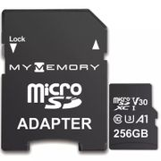 My Memory 256GB V30 PRO Micro SD + Lifetime Warranty £22.99 Delivered at Mymemory
