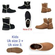 Kids' Coletta Ankle Boot Now £18.
