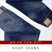 15% off Selected Jeans Orders at Brown Bag Clothing
