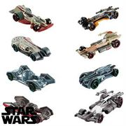 Star Wars Hot Wheels Carships (Case of 12)
