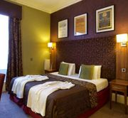 WIN a One Night Bed & Breakfast Stay for 2 at Hallmark Hotel Derby Midland