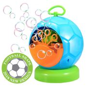 Bubble Machine,Geekper Automatic Bubble Blower Only £10
