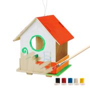 Robotime 3D Wooden Puzzles DIY Bird House Only £4