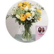 £10 off First Flowers Orders over £25