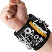 MYCARBON Magnetic Wristband 10 Powerful Magnets Magnetic Tool Wristband