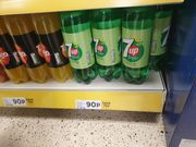 Tango,7up and 1.25L Pepsi Max's on Offer down to .90p