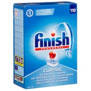Finish Classic Dishwasher Tablets 110s