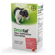 Frontal Puppie Worming